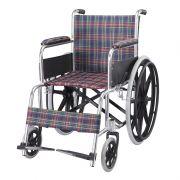 雅德铝合金轮椅折叠轻便轮椅老人手动轮椅超轻残疾人代步车手推车