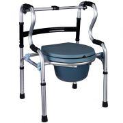 雅德坐便椅配件助行器坐便椅马桶椅组装套件