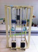 金誉 多功能训练器(四件组合训练器) JY-GXQ-3